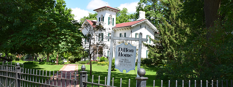 Dillon Home Museum