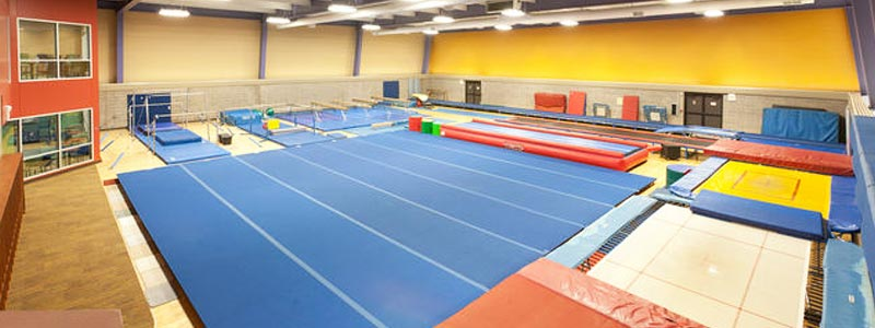 Duis Gymnastics Gym