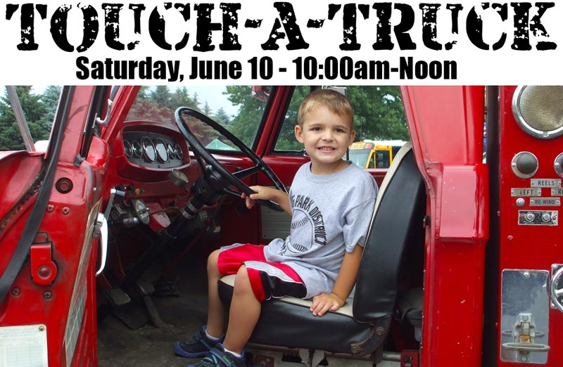 """Touch-A-Truck"" Event"