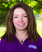 Tracy Wilhelmi, Pro Shop Manager Emerald Hill