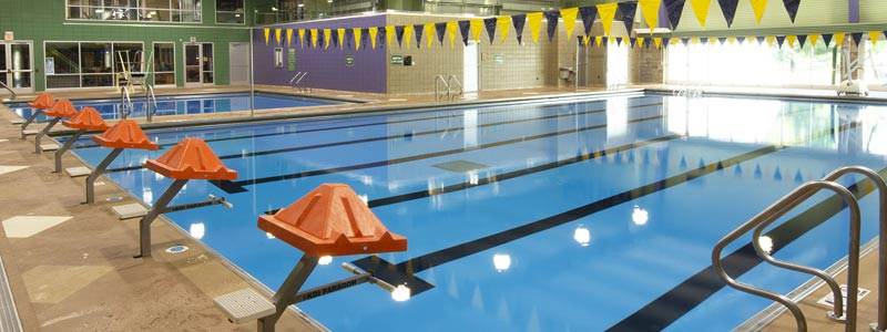 Duis Recreation Center Pool
