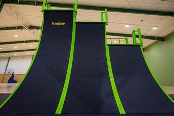Westwood Fitness - Walls