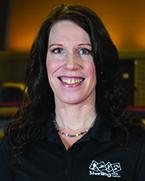 Kim Tuft, Gymnastics Manager