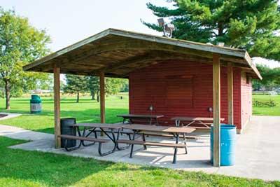 Scheid Park Shelter